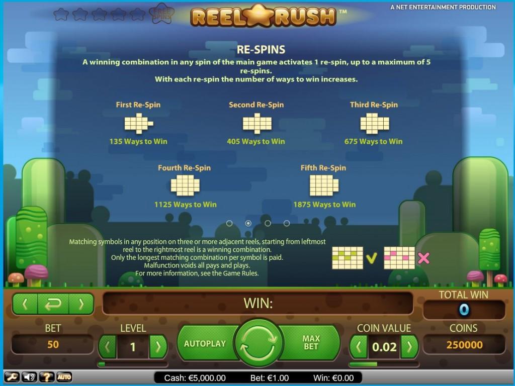 Reel rush 02